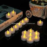 Cr2032 батарея - приведенные в действие свечки СИД Tealight для Wedding украшение дома партии Chirsmas