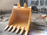 De Emmer van de Rots 0.6m3 van de Rupsband Cat312c van de Groothandelsprijs
