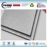 Material de isolamento térmico do telhado de folha de alumínio espuma EPE