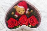 Flor artificial preservada de la flor fresca