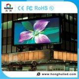 Tabellone del LED di pubblicità esterna P10 per il negozio/basamento Palo