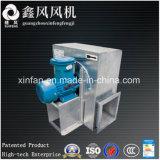 Quadrat-Wärmeisolierung-Ventilator des Edelstahl-Dz-600