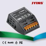 12V/24V 5A/10A/15A/20A Contrôleur de charge solaire PWM