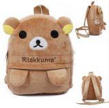 Симпатичный мешок школы плюша медведя ягнится мешок Backpack
