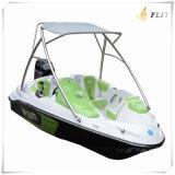 Barco de fibra de vidro de alta velocidade com ce aprovado
