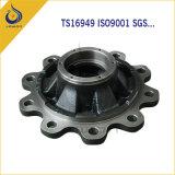 Аттестованный ISO/Ts16949 эпицентр деятельности колеса для тележки