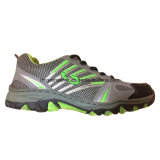 靴に上る靴をハイキングしている方法人