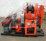 Plate-forme de forage à puits d'eau diesel très mince de 150 mètres (HT-150E)