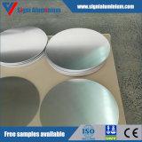 De Prijs van de fabriek van de Cirkel van het Blad van het Aluminium voor Reeksen Cookware