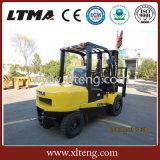 La Cina carrello elevatore a forcale manuale della mano da 4 tonnellate
