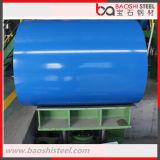 El color del material de material para techos PPGI cubrió la bobina de acero galvanizada