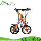 Projeto da X-Forma Yzbs-7-14 bicicleta de dobramento de 14 polegadas