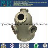 Pièce faite sur commande de fonte d'aluminium de basse pression