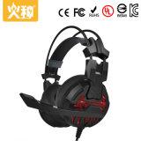 Cuffia avricolare stereo /Headphone di gioco istantaneo del calcolatore Hz-131 con il microfono