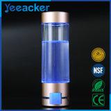 Botella portable inteligente del generador del hidrógeno/fabricante rico de Ionizer del agua