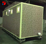 Het prefab Huis van de Verschepende Container