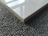 Calacatta weiße super glatte glasig-glänzende Porzellan-Fußboden-Fliese