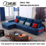 Sofa de coin de modèle moderne pour salle Furniture-Fb1149 de bâti d'hôtel