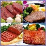 En acier inoxydable automatique industrielle Grand Steak de viande de boucherie la faucheuse