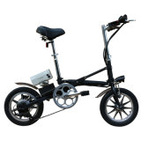 Bicyclette de 12 pouces/véhicule électriques batterie au lithium pliant le bâti électrique alliage de vélo/d'aluminium/le vélo/véhicule électrique à grande vitesse de ville
