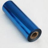 감청색 옅은 푸른색 보라빛 색깔 최신 각인 포일 열전달 포일 알루미늄 호일