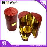 ギフト用の箱のあたりの中国の赤い方法個装