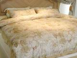 染まる300tcのタケ寝具シートセット