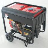 Bisonte (Cina) BS2500dce (h) prezzo diesel di rame del generatore del volano del collegare 5HP di inizio di 2kw 2kVA Electirc per la Malesia