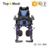 [توبمدي] يرقد كرسيّ ذو عجلات عال خلفيّة لأنّ [سربرل بلسي] أطفال