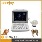 Scanner portatif d'ultrason de vétérinaire de 2017 Digitals de vente chaude complètement sans sonde (80 élément) - Alisa