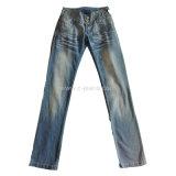 Chica Sexy Jeans Pantalón Skinny Jeans de mujer