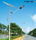 L'énergie solaire Rue lumière à LED pour l'extérieur