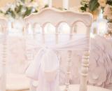 신식 무방비 Stackable 옥외 가구 Tiffany 플라스틱 의자