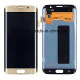Lcd-Bildschirm-Screen-Fabrik-Preis Aaaa Qualität für Samsung S7edge