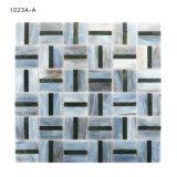 Azulejo de mosaico de calidad superior del vidrio manchado del cuarto de baño