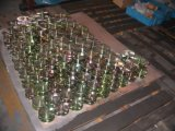 Фланец пронзительный штуцера хранения воды для европейского гальванизированного рынка