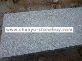Laje de granito branco de pulverização