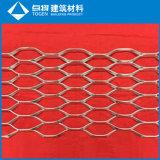 Nuovo comitato di parete esterna di alluminio progettato della maglia per la decorazione della parete