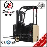 Minielektrischer Gabelstapler drei Rad-1t-1.2t für Verkauf