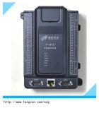 12 ввода аналога, 4 аналогового выхода, 14 цифровых входного сигнала, PLC T-912 выхода 6 транзисторов