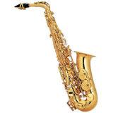 Populares Alto Saxofone/ instrumento musical (como-100)
