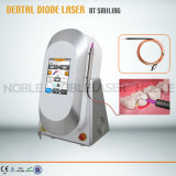 Equipamento macio dental do laser do tecido