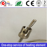 Thermometer-Thermoelement-Fühler für kundenspezifisches Form-Sachanlagen