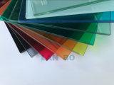 Vidro laminado com o PVB colorido para a decoração interior
