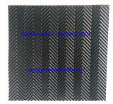Non-Slip резиновый циновка гимнастики листа картины косточки рыб полового коврика