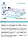 Portable 2 em 1 remoção gorda de Pressotherapy do infravermelho distante que Slimming a máquina