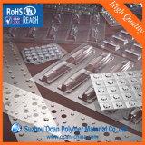 Matériau de feuille rigide clair de PVC pour l'emballage d'ampoule
