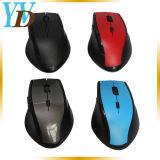 Mini portátil 2.4G Wireless Desktop mouse óptico USB (YWD-G14)