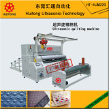 Máquina de acolchoar ultra-sônica, Máquina de acolchoar industrial para colchões, Máquina de acolchoar informatizada