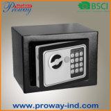 Elektronische Digital-Sicherheits-sicherer Kasten-Tastaturblock-Verschluss, Innenministerium-Hotel-Geschäfts-Schmucksache-Gewehr-Bargeld-Gebrauch-Speicher (0.2CF, enthaltene Batterie)